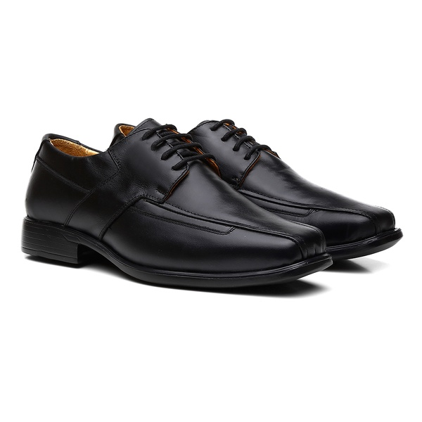 Sapato Casual Belucci Pelica Preta