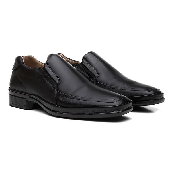 Sapato Casual Bologna Napa Fly Preta