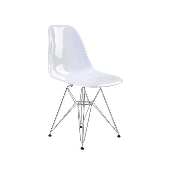 Cadeira Eiffel PC cromada