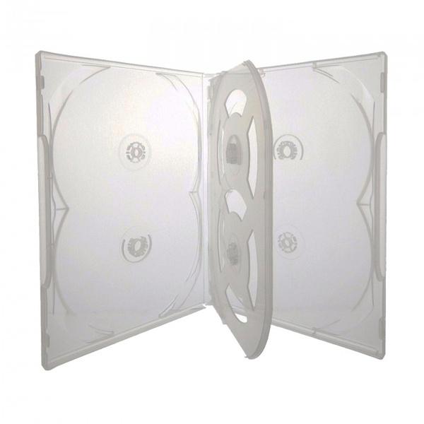 Box DVD Scanavo Sêxtuplo Tr. Sony - UNITÁRIO
