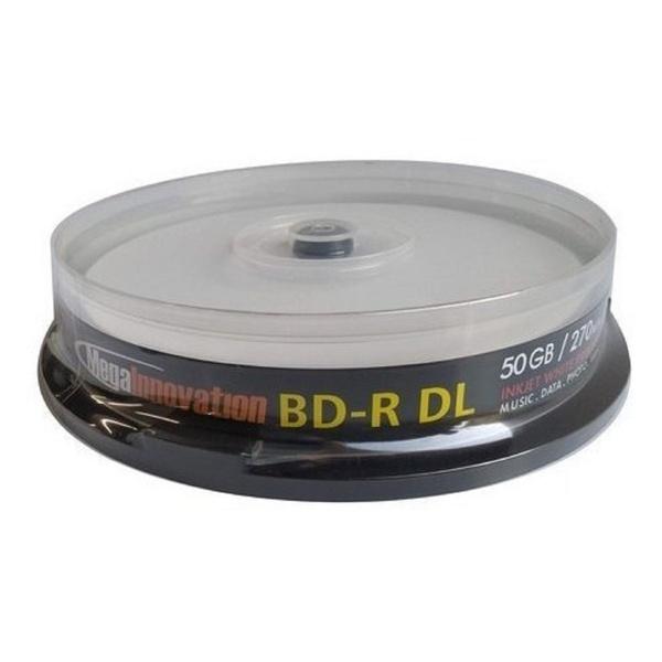 BD-R BLU-RAY MEGAINNOVATION 50GB - PRINTABLE
