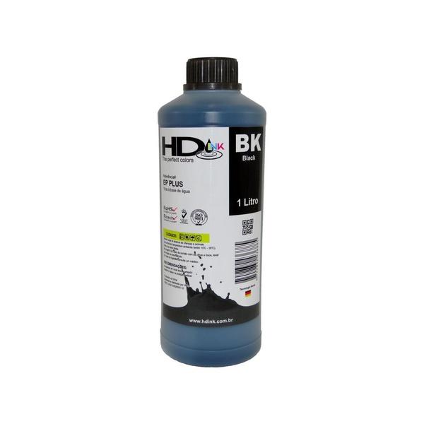Tinta UV Compatível Epson / Brother - 500ml - Preta