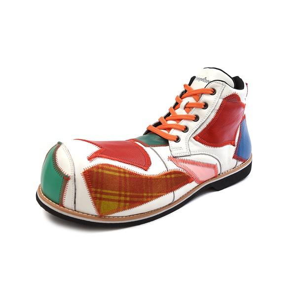 Sapato Palhaço Remendos ref. 505
