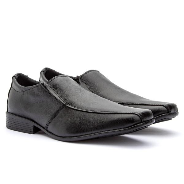 Sapato Social Em Couro 06