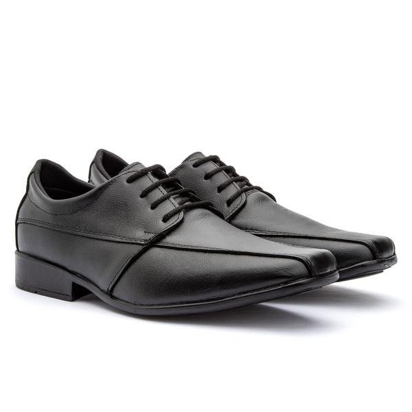 Sapato Social Em Couro 01