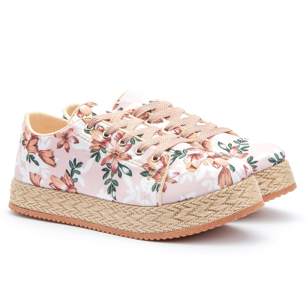 Casual floral rosa 251