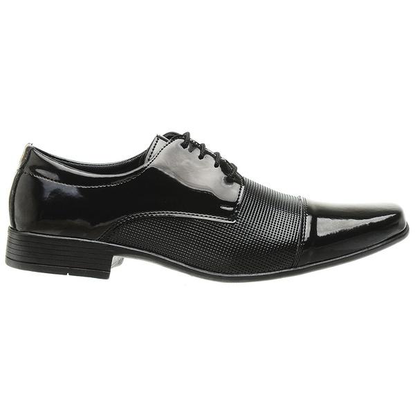 Sapato Social verniz 1011