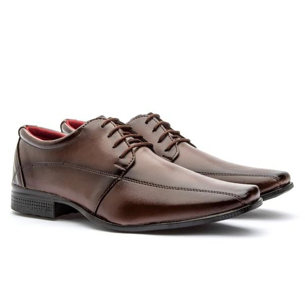 Sapato Social 804 capuccino FT
