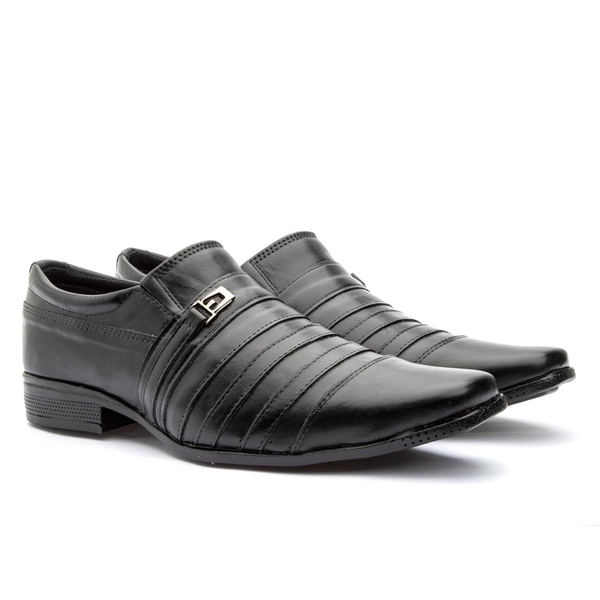 Sapato Social couro legítimo 777