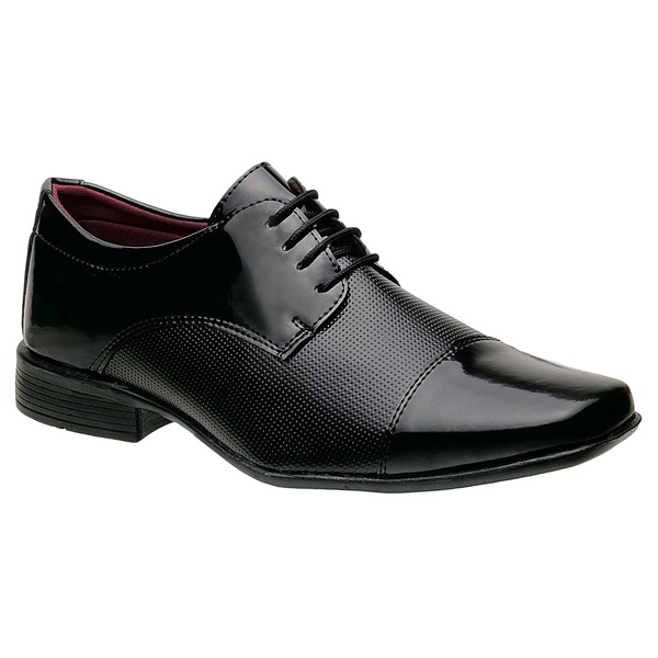 Sapato Social Preto 801Vp FT