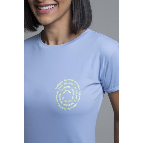 Camiseta Feminina Funfit - Harmonia