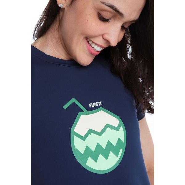 Camiseta Feminina Funfit - Coco