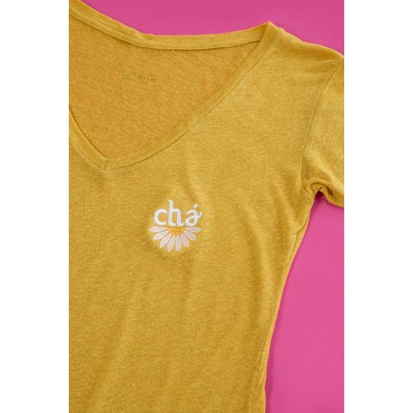 Camiseta Feminina Funfit - Chá Básica