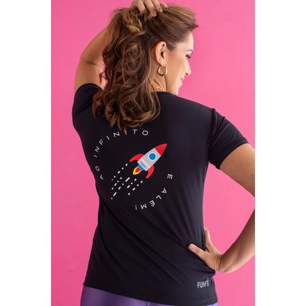 Camiseta Feminina Funfit - Buzz
