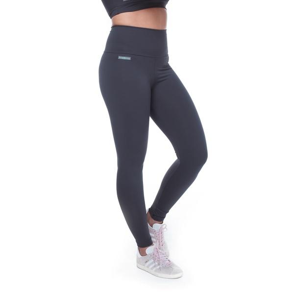 Legging Feminina Funfit - Flex Cinza