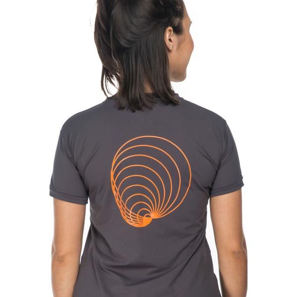 Camiseta Feminina Funfit - FNFT Circulo