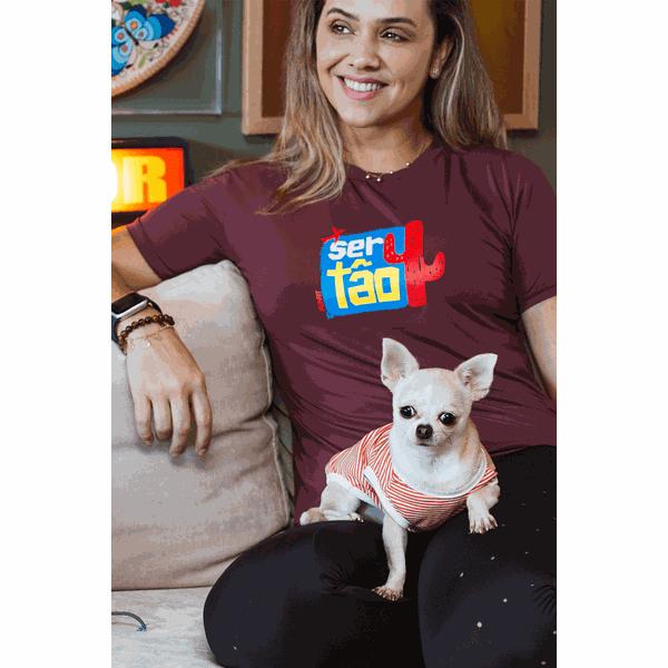 Camiseta Feminina Funfit - Sertão