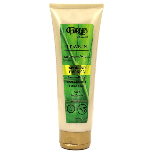Leave in Jaborandi e Arnica 250ml