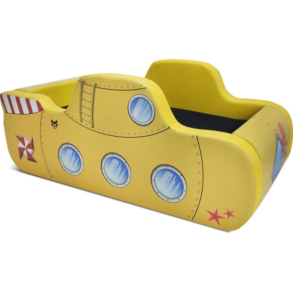MINI CAMA SUBMARINO