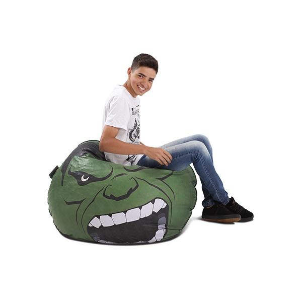 Pufe Ball Hulk - puff