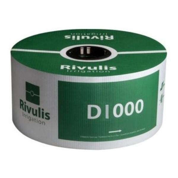 Tubo Gotejador D1000 RIVULIS