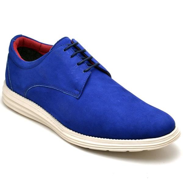 Sapatenis Masculino Casual Azul Bic