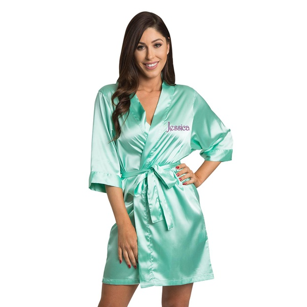 Robe Verde Tiffany