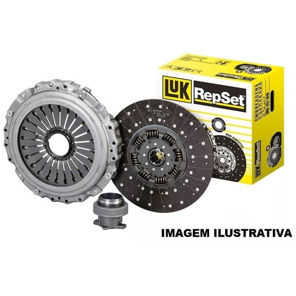 Kit Embreagem Luk Fiat - 619300700 (Elba, Fiorino, Premio, Uno)