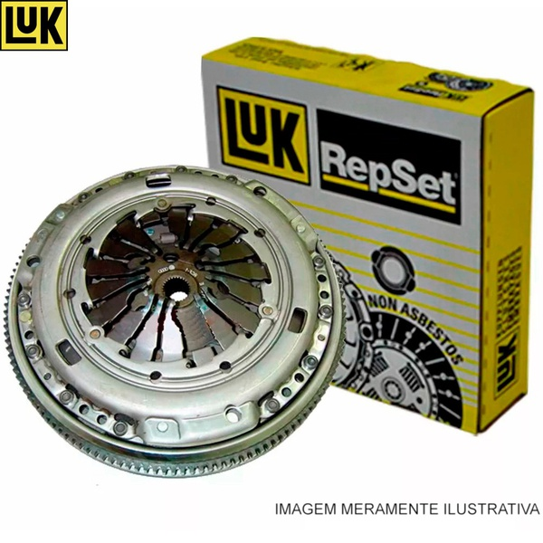 Kit Embreagem Luk – 619313409 (Corsa, Pick-up, Seda, Hatch, SW)