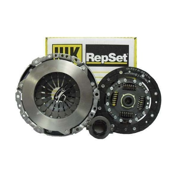 Kit Embreagem Repset Luk - 620315400 (New FiT, Honda City)