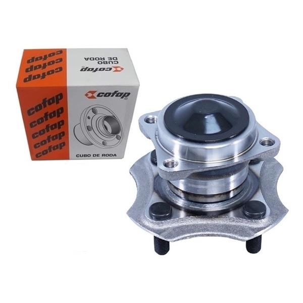 Cubo de Roda Traseira C/Rolamento S/ABS - Cofap