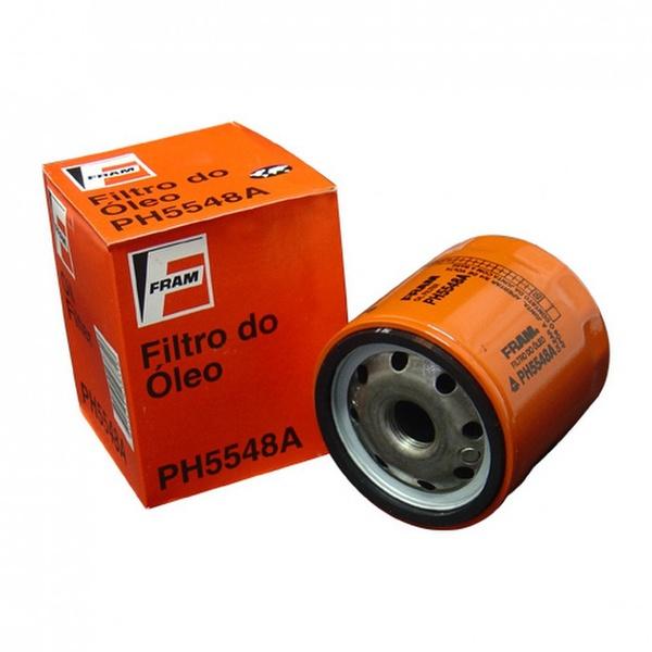 Filtro de Óleo Lubrificante - FRAM PH5548