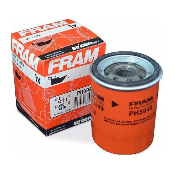 Filtro de Óleo FRAM - PH5949