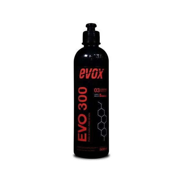 POLIDOR DE LUSTRO EVO 300 3º ETAPA 500ML EVOX