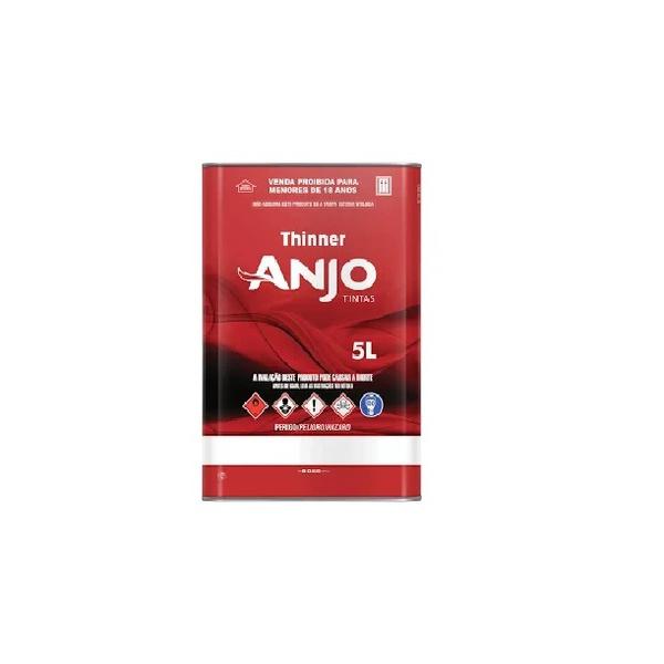 Thinner Para Limpeza 2750 Anjo (comum) - Galão 5lts