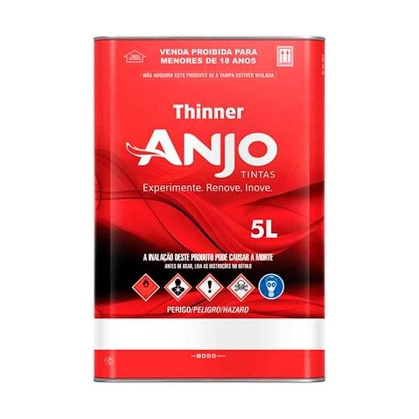 THINNER 2900 ANJO GALÃO 5 LITROS