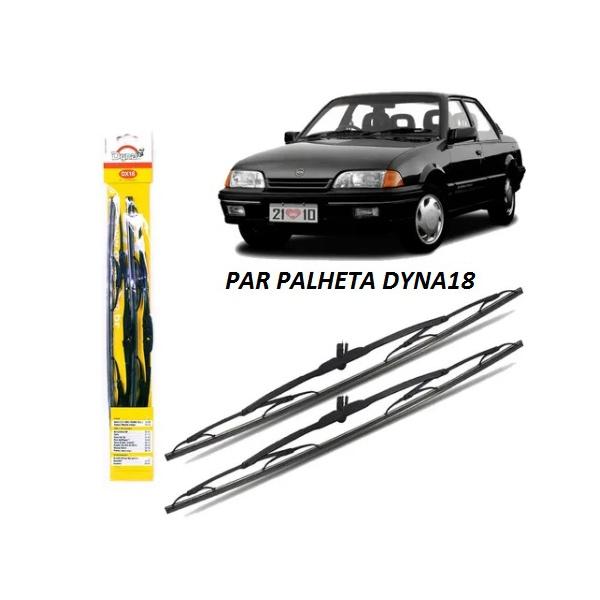 PALHETA PARA-BRISA DYNA DX18 ASTRA / CELTA / CORSA / MONZA