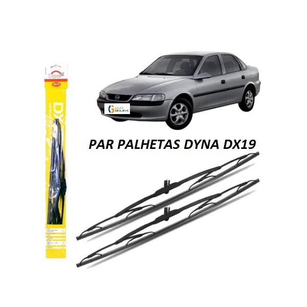 PALHETA PARA-BRISA DYNA DX19 VECTRA / fIESTA / VECTRA (PAR)