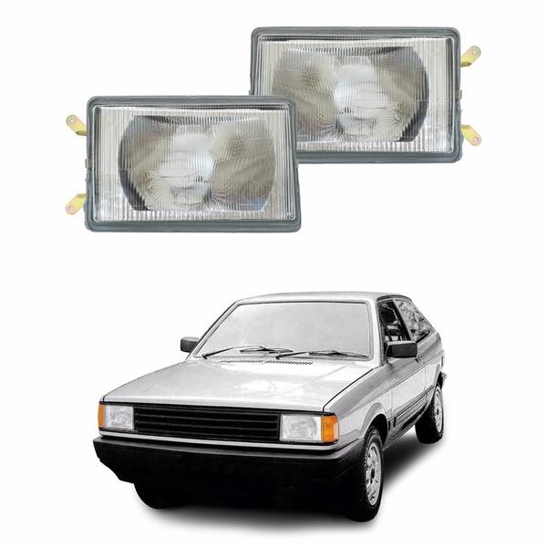 Farol Gol Modelo 1987 1988 1989 1990 Lado Esquerdo. Marca Orgus