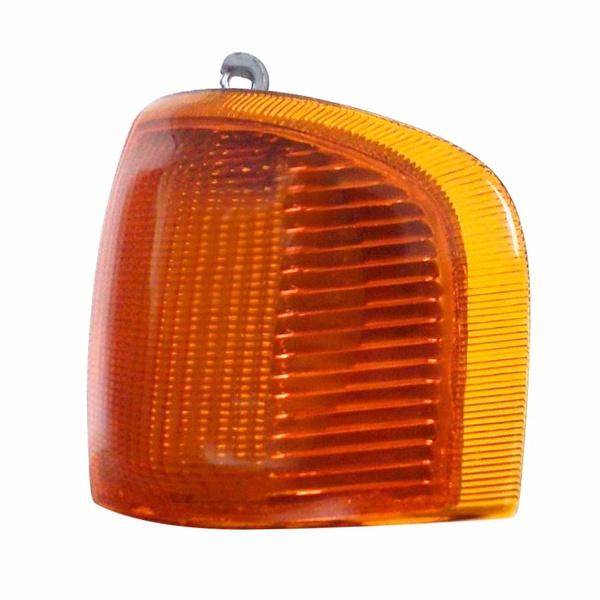 Lanterna Dianteira lado esquerdo Escort - ano 87/88/89/90/91/92 ambar Valeo ( Cibié )