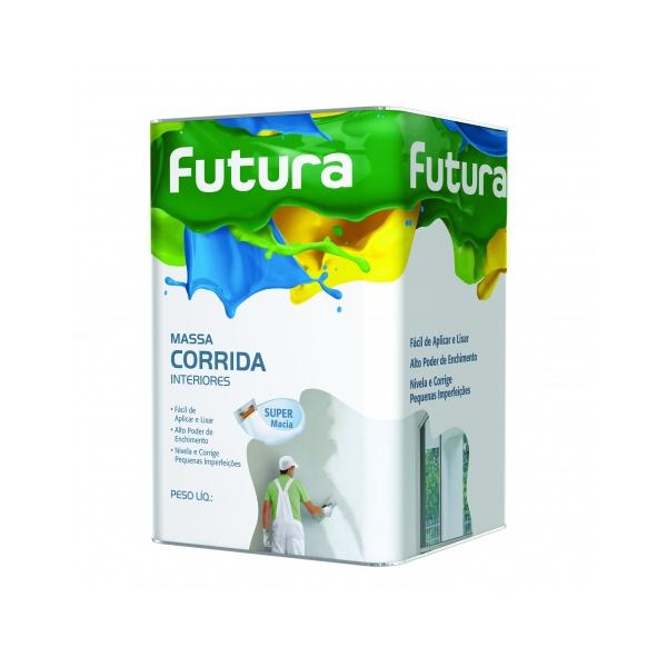 MASSA CORRIDA PVA FUTURA - LATA 18 LITROS