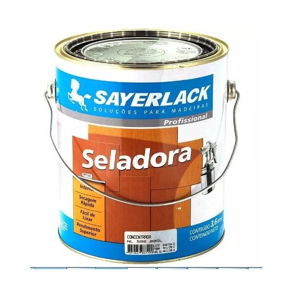 SELADOR P/ MADEIRA SAYERLACK CONCENTRADO 3,6 lts