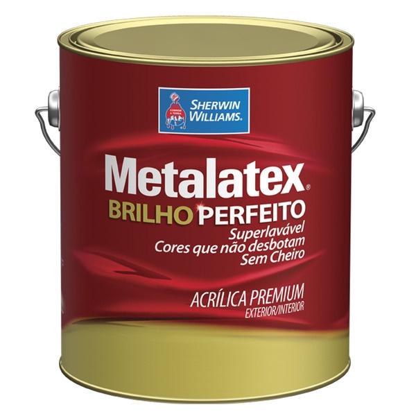METALATEX SEMI-BRILHO 3,6LTS - BRANCO
