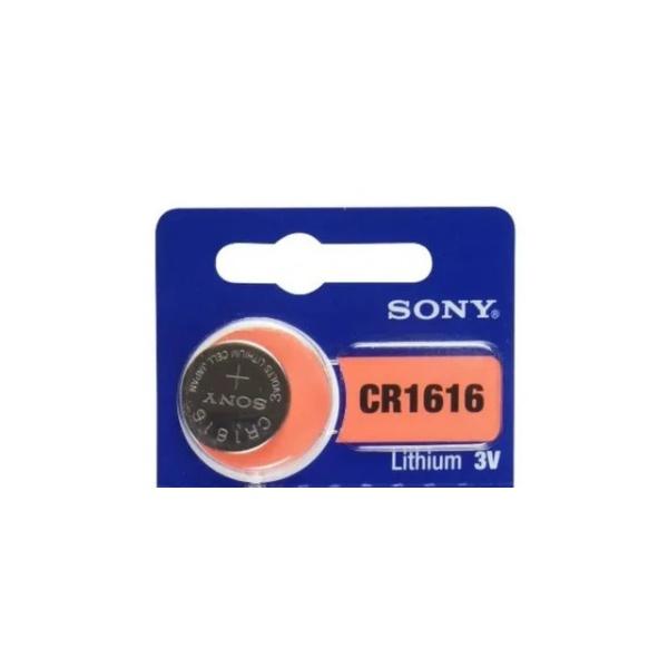 CR1616 3V SONY (01 PILHA)
