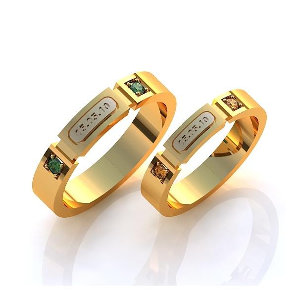 Aliança de Casamento Data