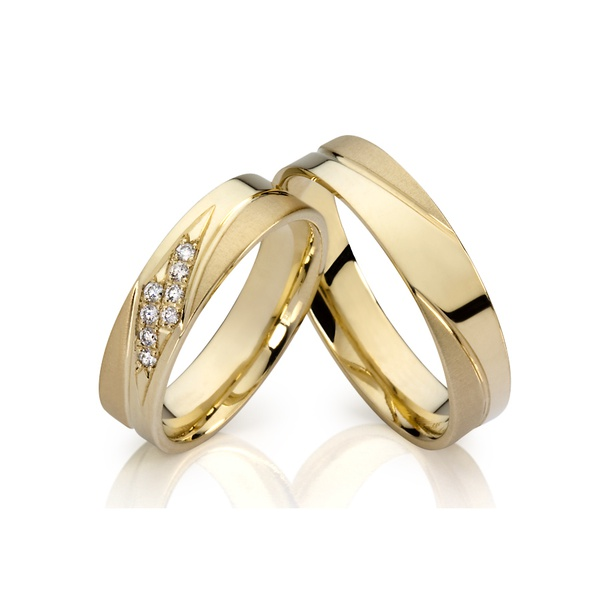 Aliança de Ouro - Casamento e Noivado