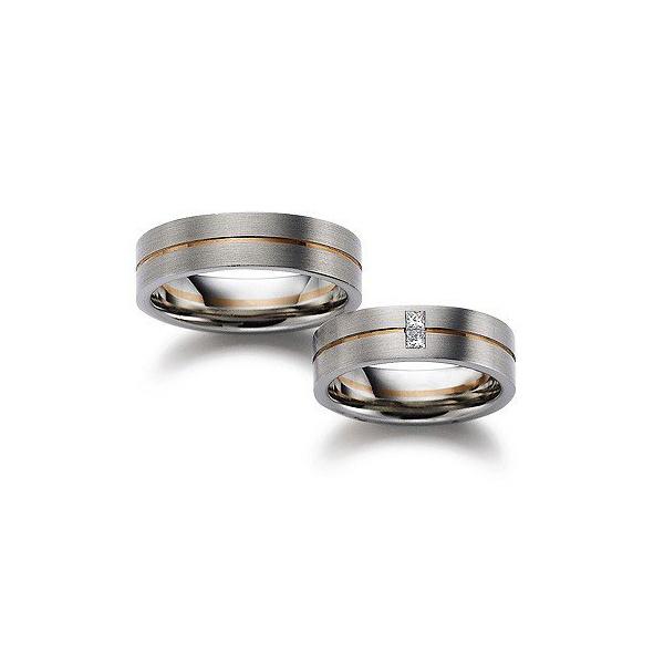 Alianças Ouro 18k - Casamento e Bodas com Diamantes Prince