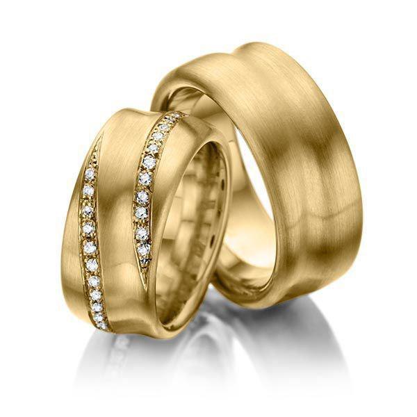 Alianças de Ouro - Casamento