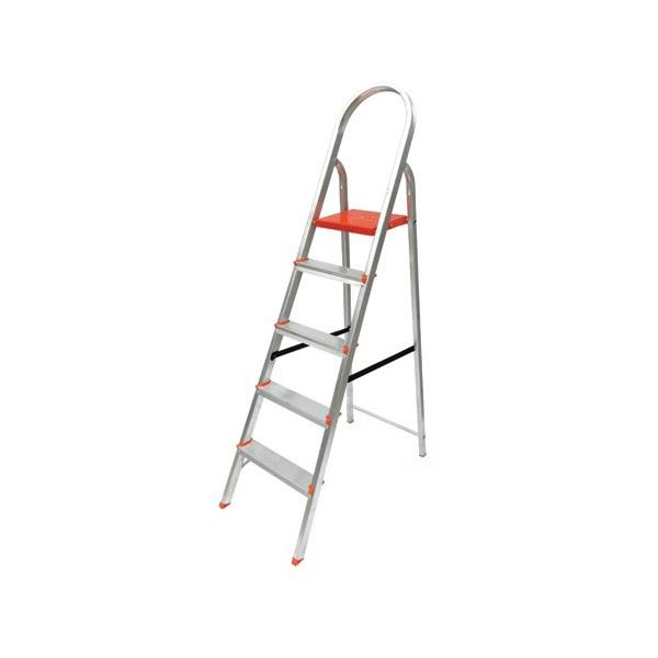 Escada de Alumínio c/ 5 degraus - Botafogo