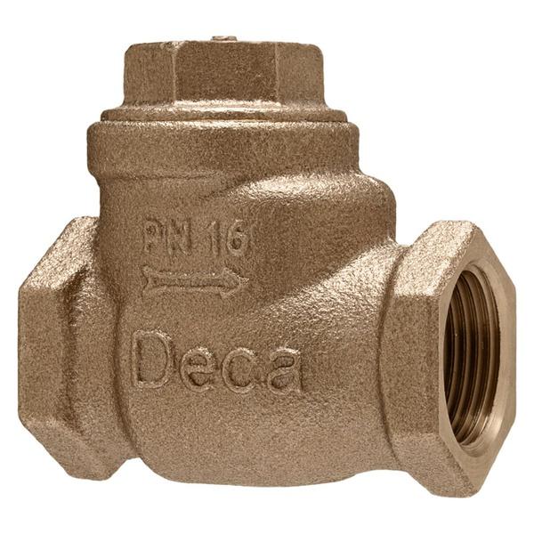 Válvula de Retenção Horizontal 20mm - Deca